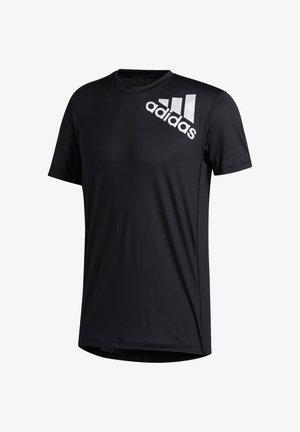 T-Shirt print - schwarz (200)