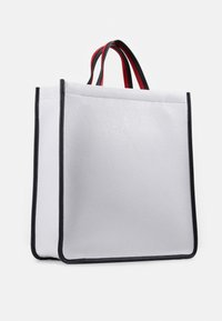 Tommy Hilfiger - BINDING TOTE - Handbag - white - 2