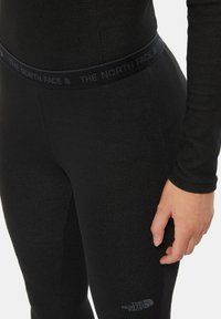 The North Face - W EASY TIGHTS - Leggings - tnf black - 2