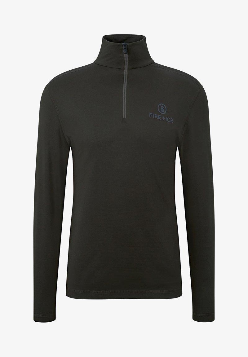 Bogner Fire + Ice - PASCAL - T-shirt à manches longues - dunkelolivgrün