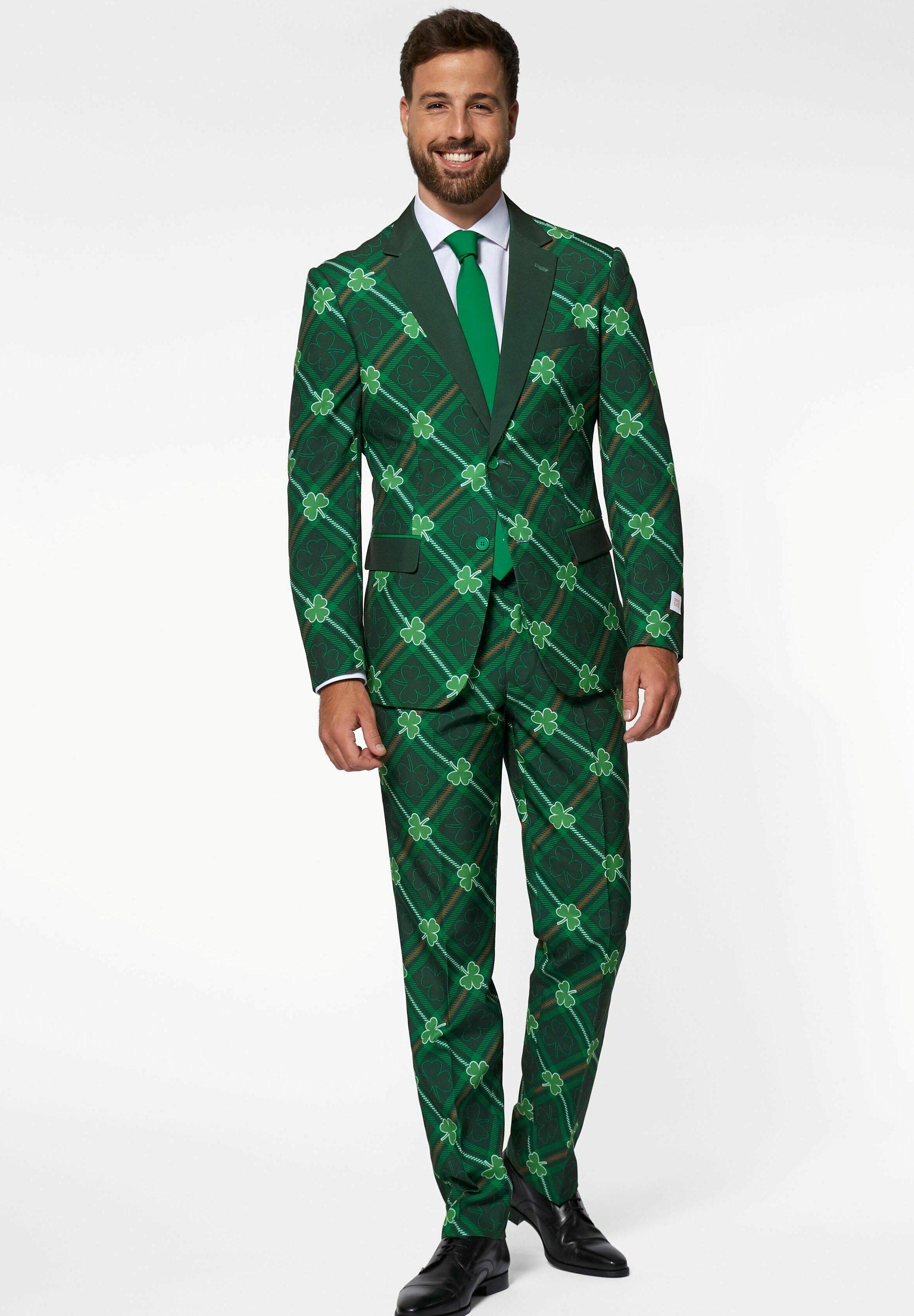 Homme SHAMROCKER - Costume
