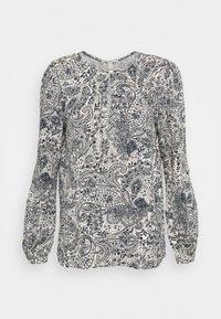 Esprit - FLUENT - Bluzka z długim rękawem - off white - 4