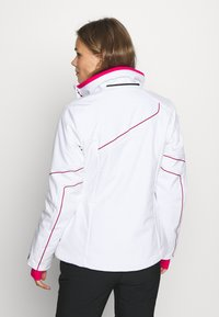 CMP - WOMAN JACKET ZIP HOOD - Ski jacket - bianco - 3
