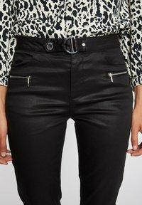 Morgan - Trousers - black - 3