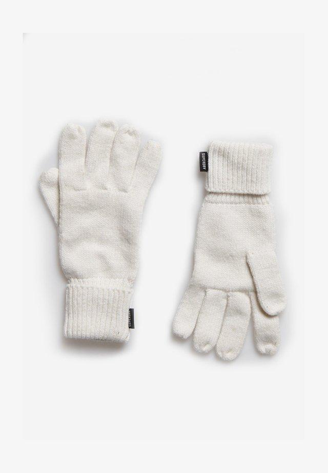 HERITAGE - Gloves - cream
