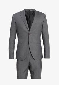 Isaac Dewhirst - FASHION SUIT - Completo - mid grey - 10