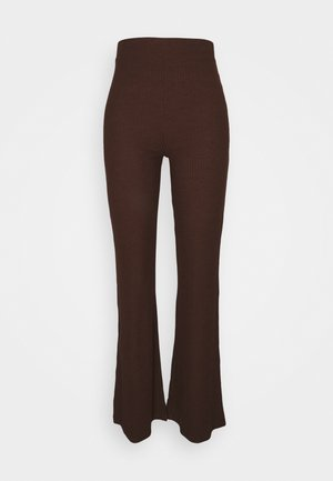GOOD TO BE TRUE PANTS - Pantaloni - brown
