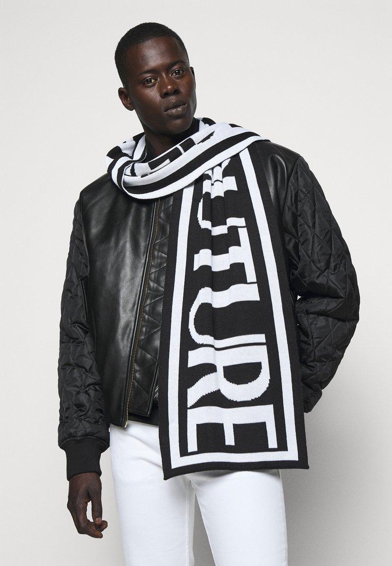 Versace Jeans Couture - UNISEX - Šála - black/white