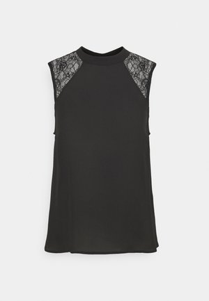 VMHEAN TOP - Basic T-shirt - black