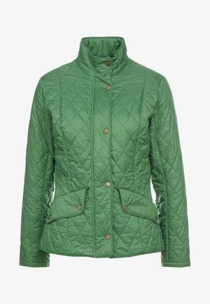 FLYWEIGHT CAVALRY QUILT - Light jacket - clover