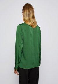 BOSS - IADELIA - Blouse - open green - 2