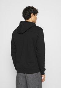 INDICODE JEANS - CAYCE - Zip-up hoodie - black - 2