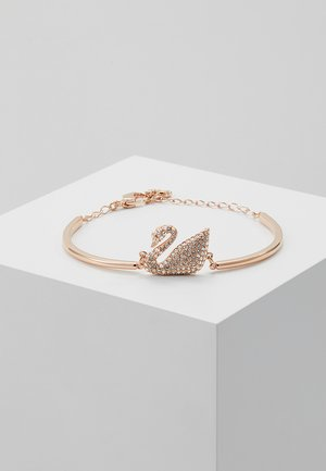 SWAN BANGLE  - Pulsera - rosegold-coloured