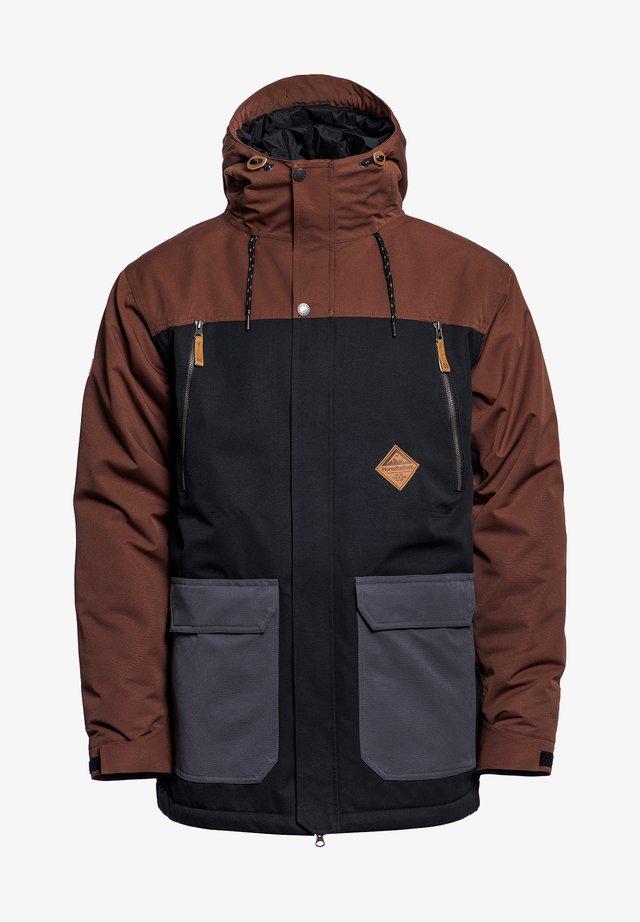 Snowboard jacket - tortoise