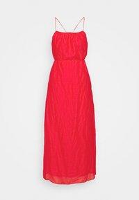Banana Republic - STRAPPY SHIRRED - Maxi dress - strawberry delight - 4