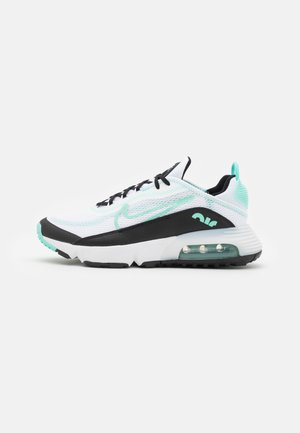 AIR MAX 2090 UNISEX - Sneakers laag - white/tropical twist/black