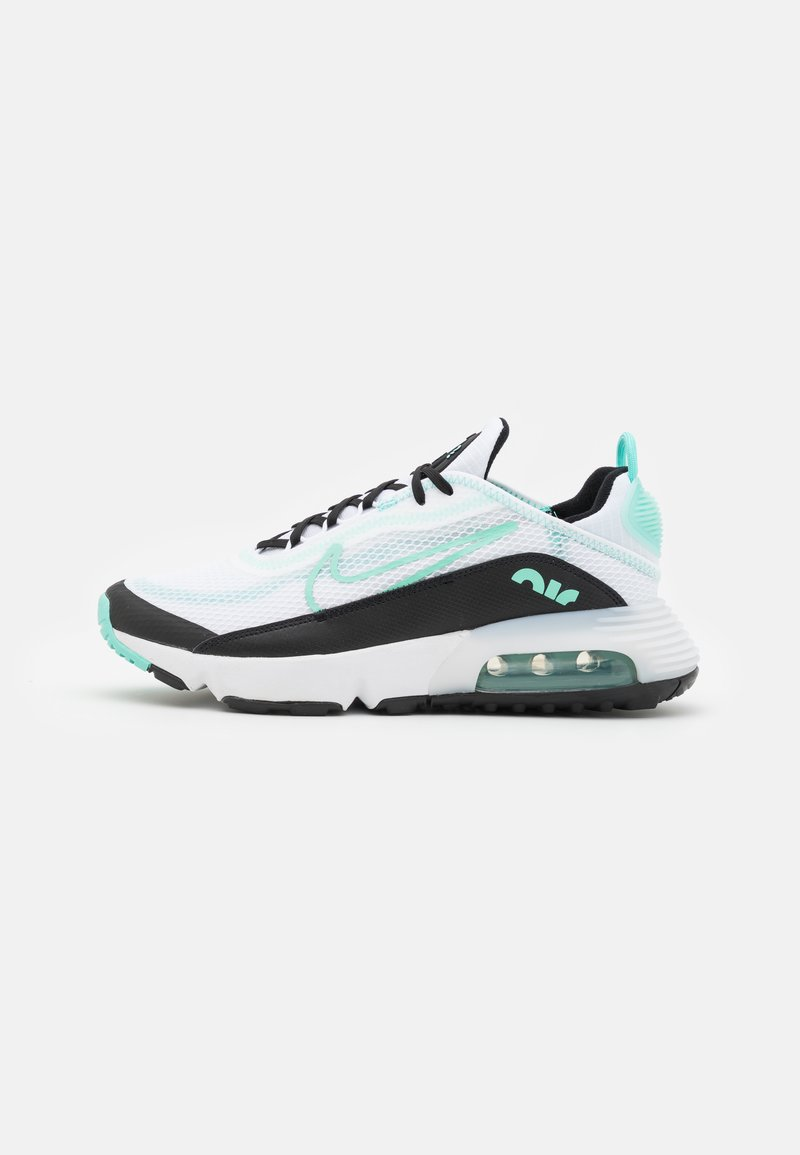 Nike Sportswear - AIR MAX 2090 UNISEX - Sneakers basse - white/tropical twist/black
