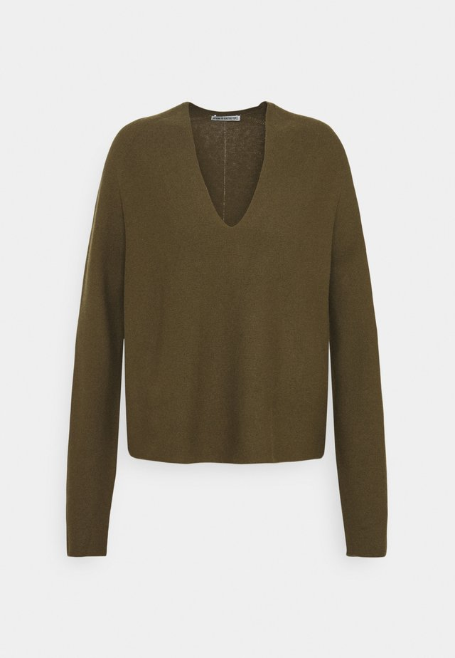 LINNIE - Sweter - green