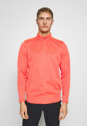 SWEATERFLEECE 1/2 ZIP - Sweatshirt - beta/cordova