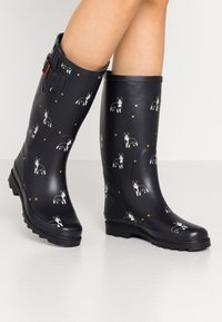 Anna Field - Wellies - dark blue - 0