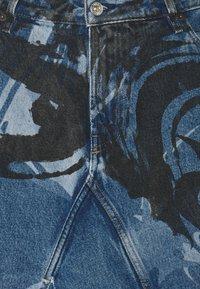 Diesel - DE SPIZ SKIRT - Maxi skirt - blue denim - 2