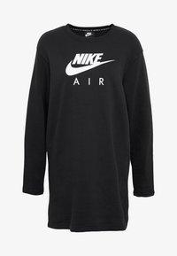 Nike Sportswear - AIR CREW  - Denní šaty - black - 4