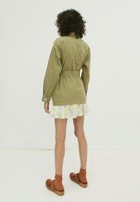EDITED - Short coat - oliv - 2