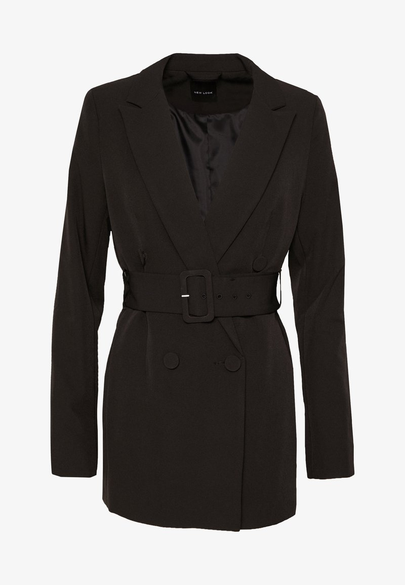 New Look - Short coat - black