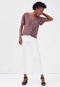 Cache Cache - Print T-shirt - blanc - 1