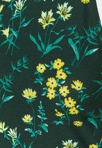 Anna Field - Maxi dress - dark green/multi-coloured - 2