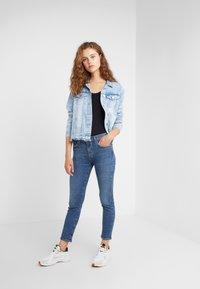 Agolde - TONI - Jeans Slim Fit - obescure - 1