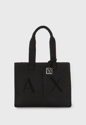 WOMAN'S MEDIUM - Shopping bag - nero