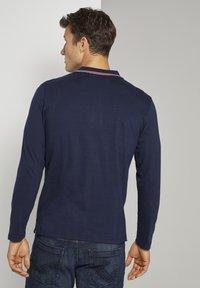 TOM TAILOR - Polo shirt - sky captain navy - 2