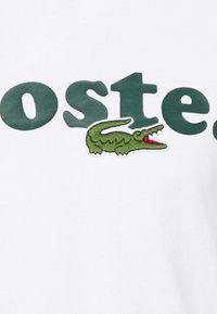 Lacoste - Long sleeved top - white - 6