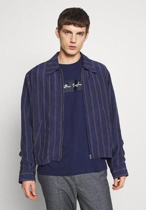 FIFTYFIVE JACKET - Lehká bunda - dark blue