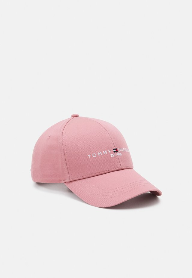 ESTABLISHED UNISEX - Keps - pink