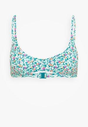 LUZE TRIANGLE - Bikiniöverdel - multicolore
