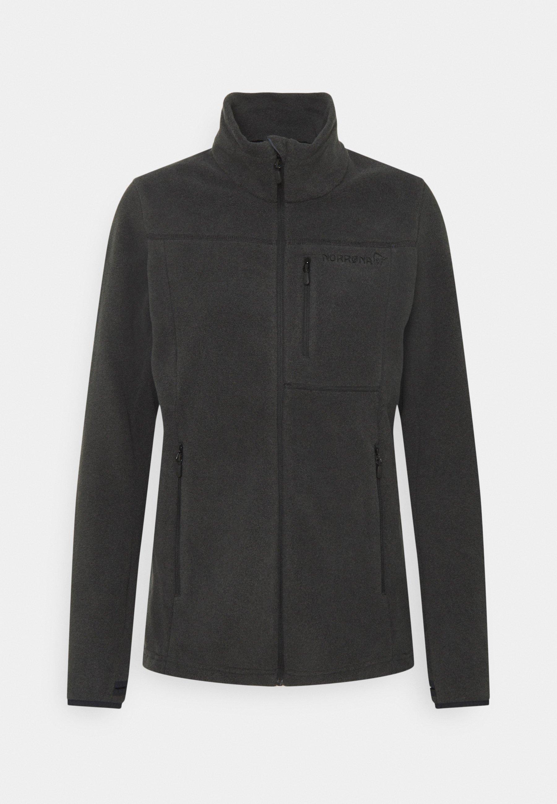 Women WARM2 JACKET - Fleece jacket