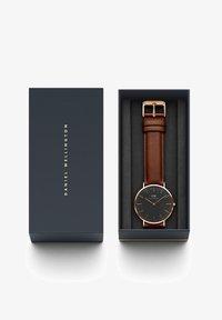 Daniel Wellington - Classic St Mawes 40mm - Horloge - braun schwarz - 1