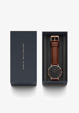 Classic St Mawes 40mm - Reloj - braun schwarz