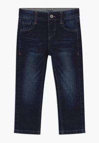 s.Oliver - Slim fit jeans - blue denim - 0