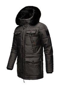 Navahoo - LUAAN - Winter coat - dark grey - 1