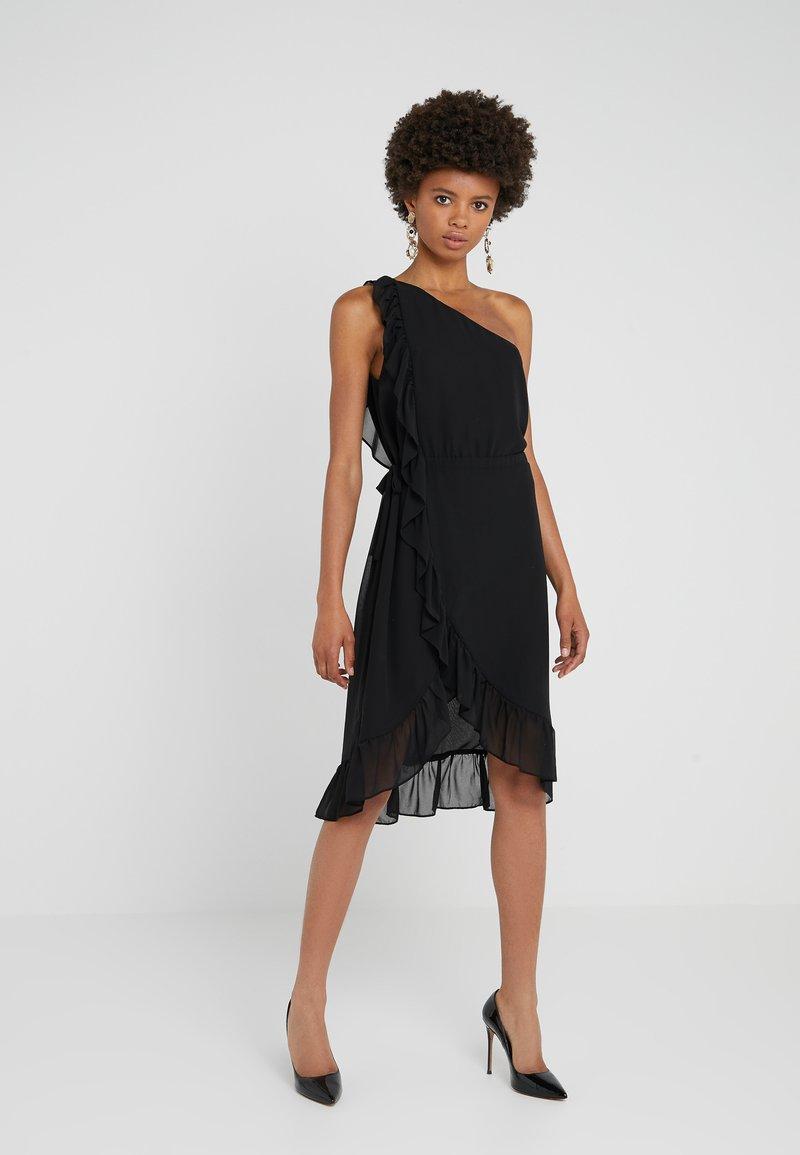 Bruuns Bazaar - ROSALINA KENDRA DRESS - Cocktail dress / Party dress - black