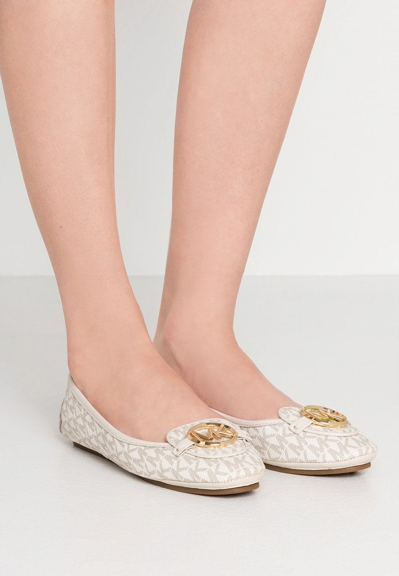 MICHAEL Michael Kors - LILLIE  - Ballet pumps - vanilla