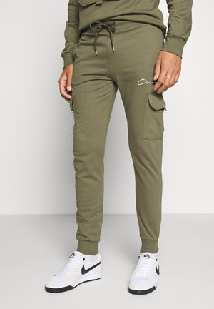 UTILITY JOGGER - Pantalon de survêtement - khaki