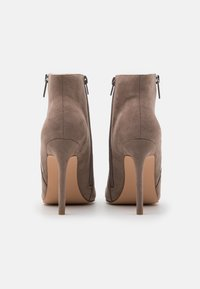 Even&Odd - High heeled ankle boots - taupe - 3