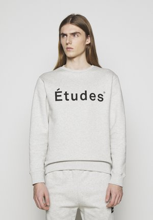 STORY ETUDES UNISEX - Collegetakki - heather grey