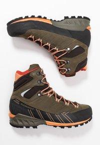 Mammut - KENTO GUIDE HIGH  - Mountain shoes - iguana - 1
