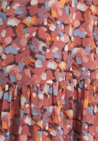 Nümph - NUCAIT DRESS - Day dress - marsala - 2