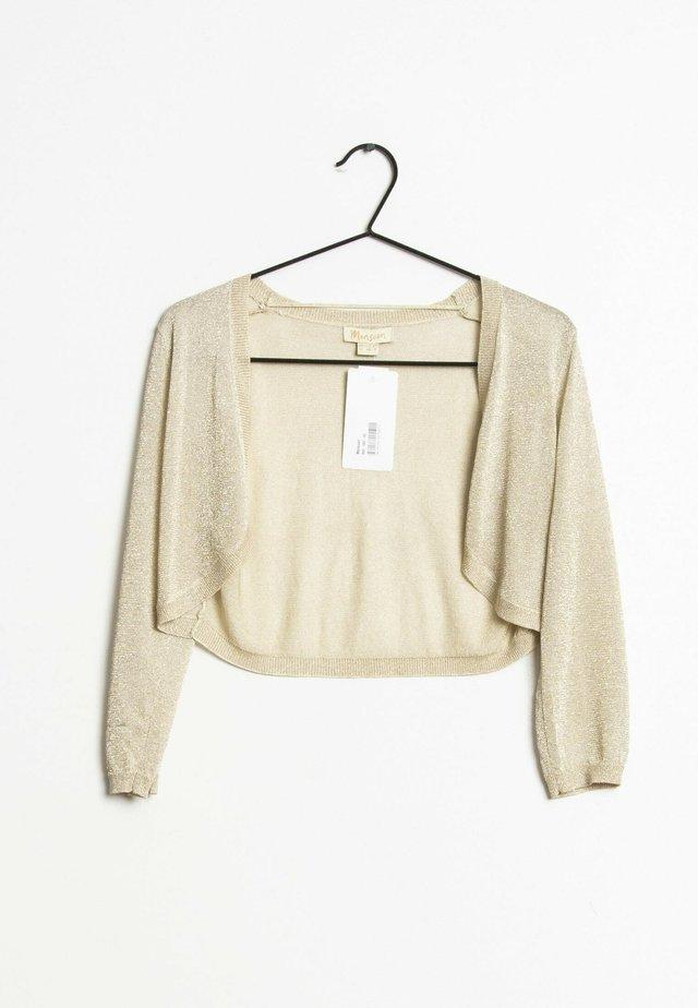 Vest - gold